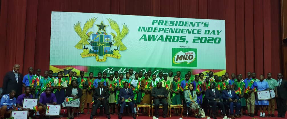 STLE MILO® CONTRIBUTES TO QUALITY EDUCATION IN GHANA