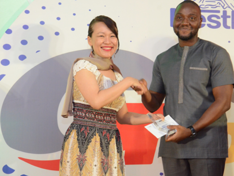 Nestle Ghana Rewards Business Partners