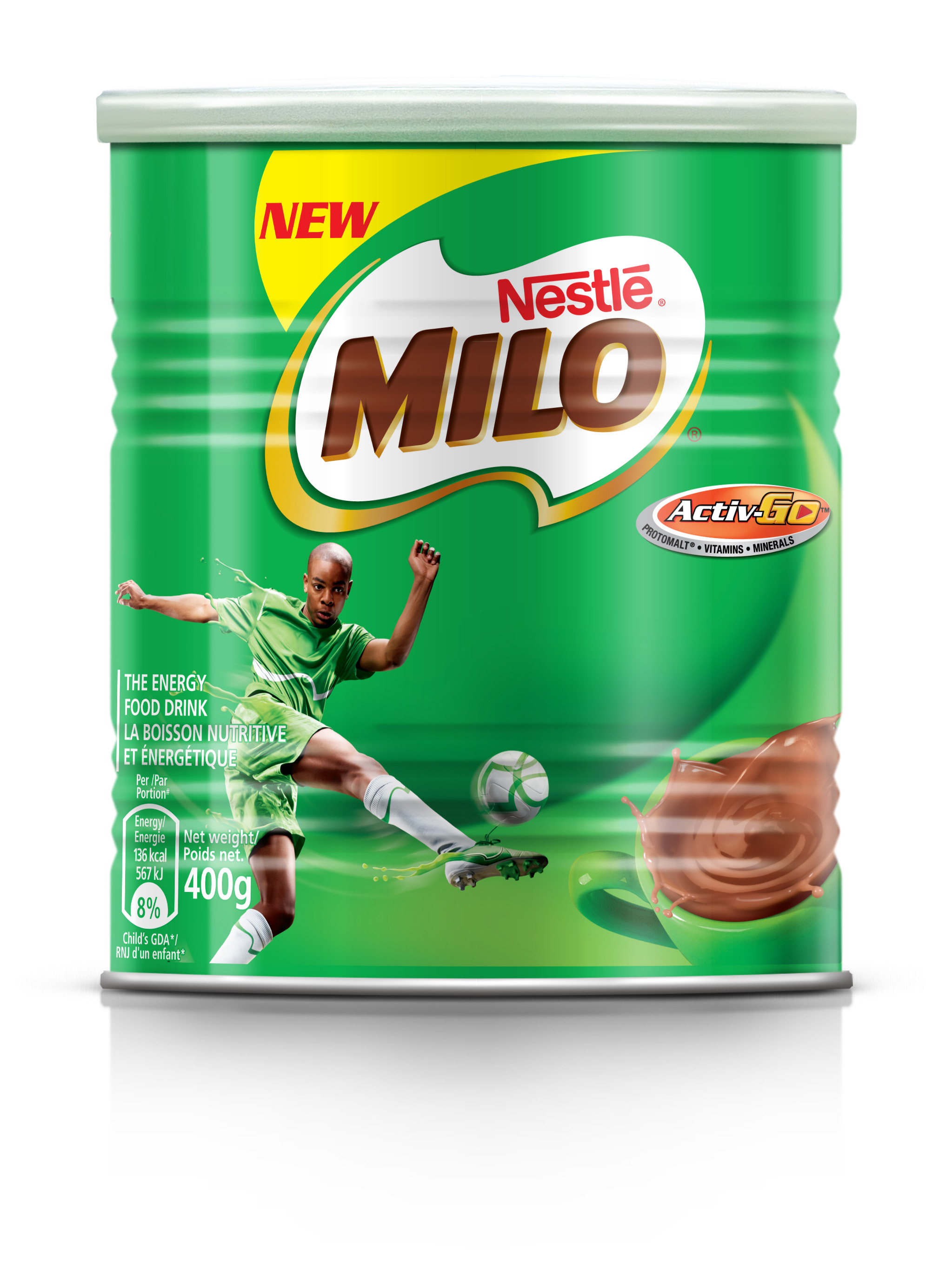 Milo Drink With Milk Calories