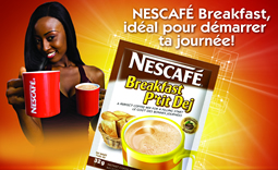 NESCAFE Breakfast