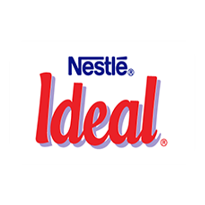 Ideal Milk brand logo