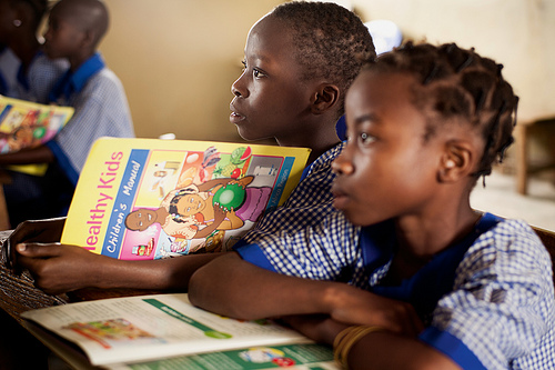 Nestlé raising awareness on nutrition education and physical