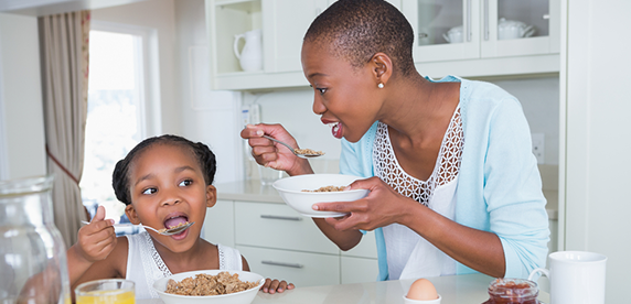 <em>Nestlé Cereals</em> make breakfast better