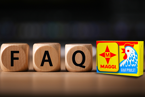 FREQUENTLY ASKED QUESTIONS ABOUT MAGGI