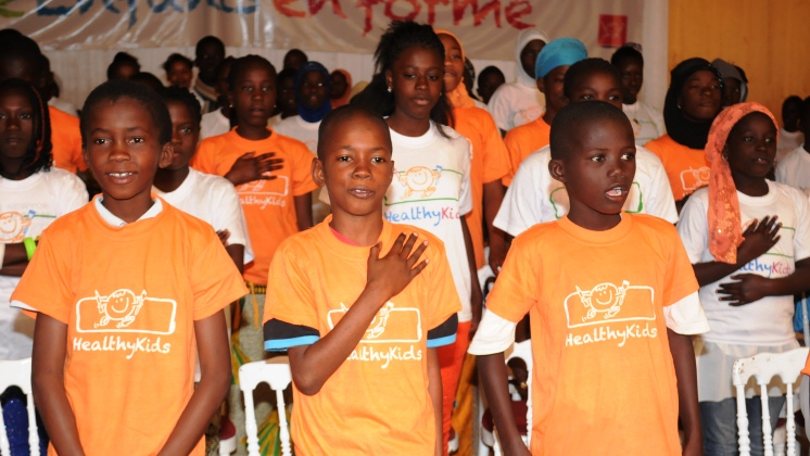 Nestlé Healthy Kids launched in Senegal