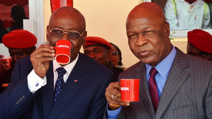 Nestlé launches the filling of Nescafé Classic 2g with Cameroonian berry-coffee