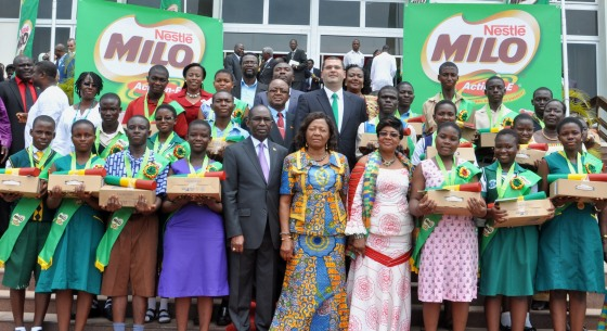 Nestlé, a Dependable Partner in Ghana