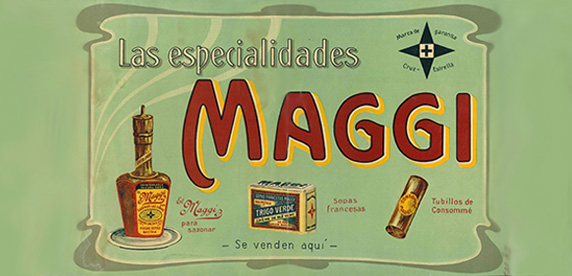 The Magic of Maggi - A history of cubes, consommés and creativity