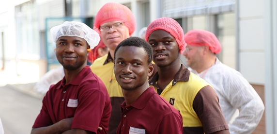 Nestlé Nigeria helps develop young people's skills in engineering